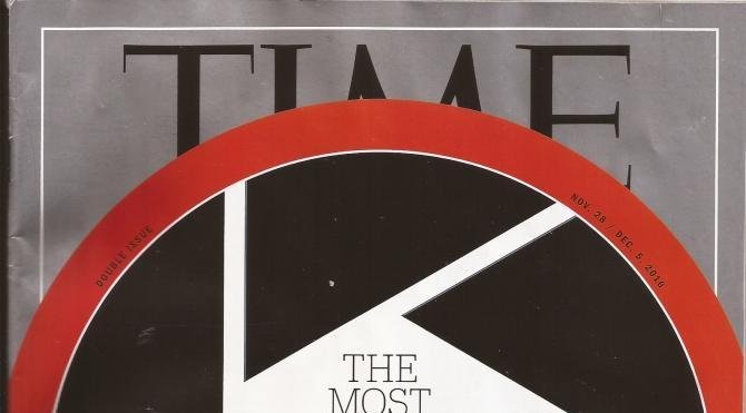 TIME: DHA Muhabiri Nilüfer Demir'in Alan Kurdi ı 'tüm zamanların en etkili 15 ı' arasında