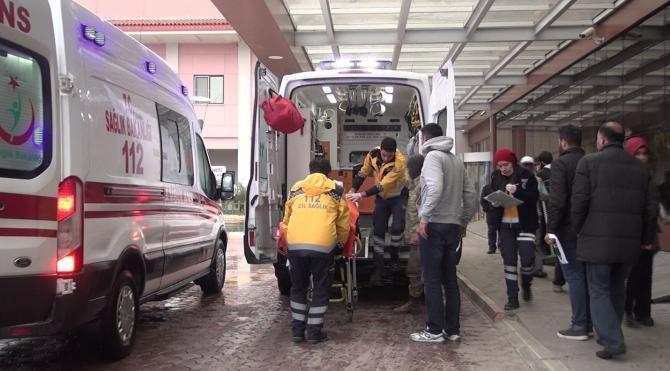 Fırat Kalkanı'nda, 2 asker yaralandı