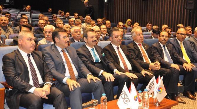 Bakan Tüfenkçi: Dolardaki oynaklık, Türkiye'deki iç dinamiklerden kaynaklı değil