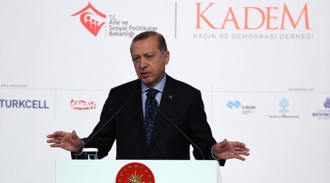Cumhurbaşkanı Erdoğan: Bu sınır kapıları açılır, bunu da bilesiniz