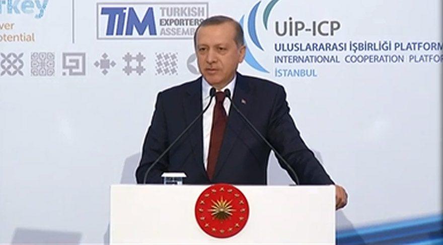 Erdoğan'dan AVM kirası açıklaması