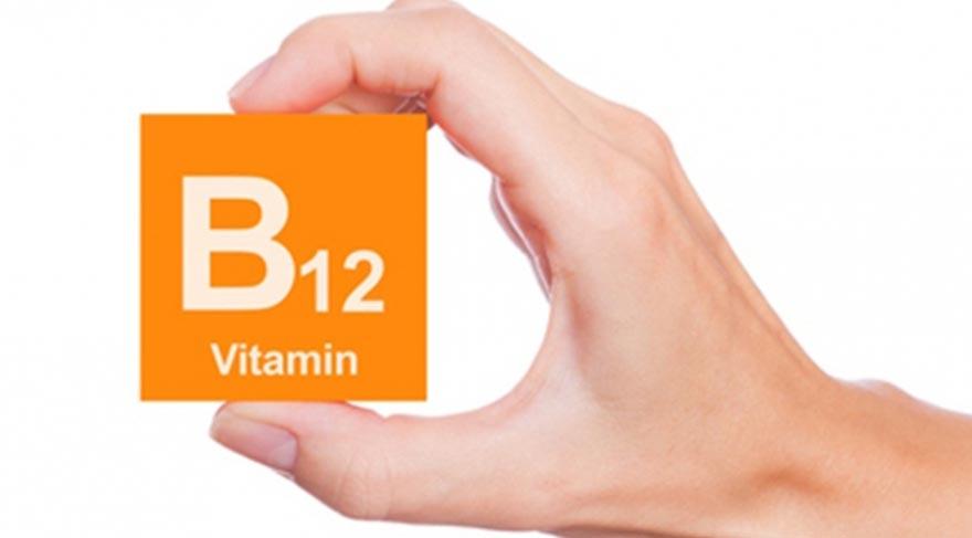 B12 Vitaminine dikkat!