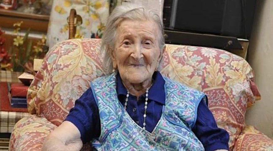 Dünyanın en yaşlı insanı 117'nci doğum gününü kutluyor