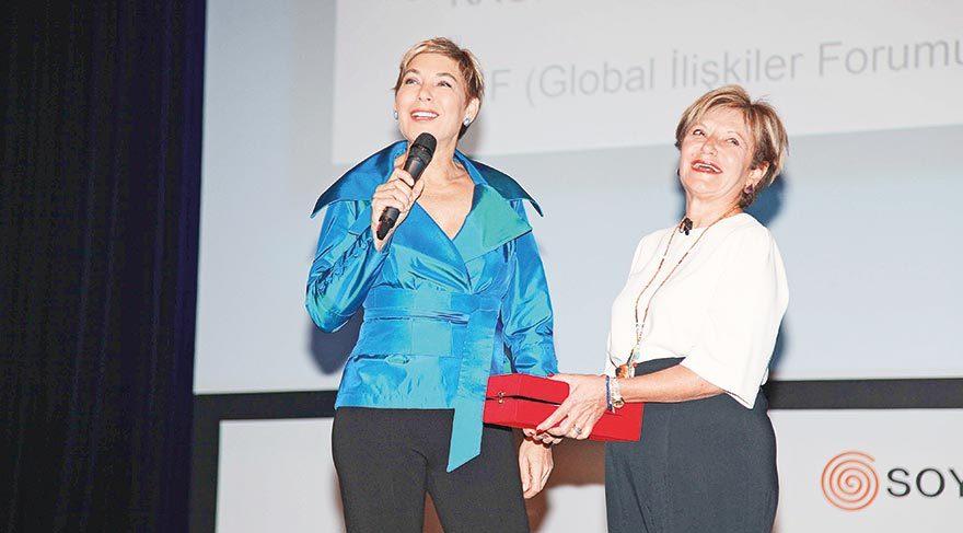 Leyla Alaton'a onur ödülü