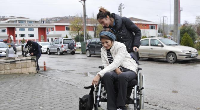 Tedavisi için yardım kampanyası başlatınca bin 103 lira para cezası kesildi
