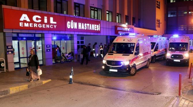 DEAŞ'a ait 93 hedef ateş altına alındı