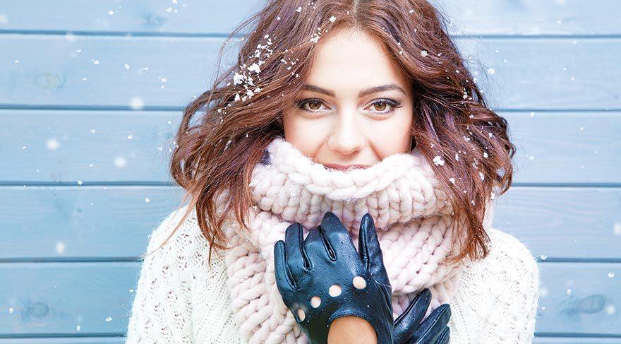 Kışın cildiniz kurumasın