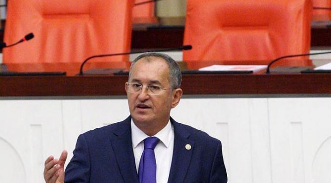 CHP'li Sertel, Ersin Düzen'in maaşını sordu