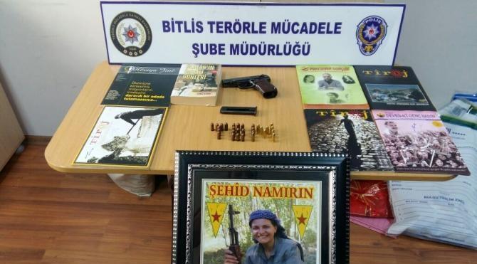 Bitlis'te PKK/KCK operasyonu; 7 gözaltı