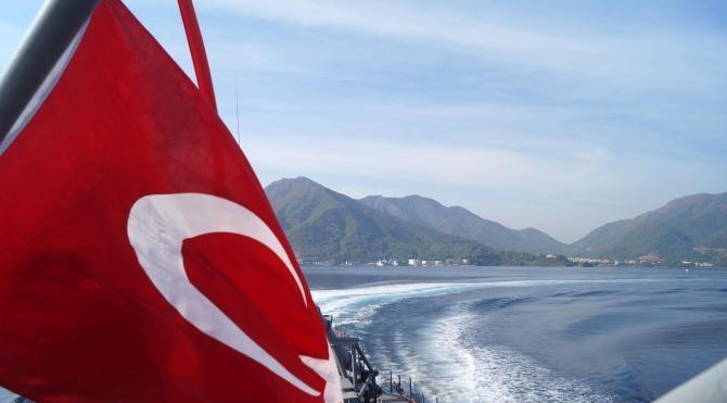 'Mavi Balina' Tatbikatı sona erdi