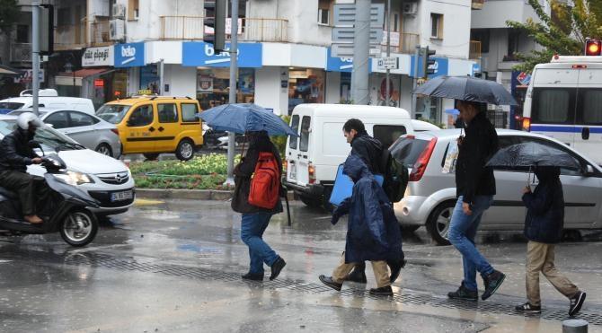İzmir'de 2 günde metrekareye 85 kilo yağış düştü
