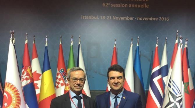 CHP Aydın milletvekili Baydar NATO PA Başkan Yardımcılığı'na getirildi