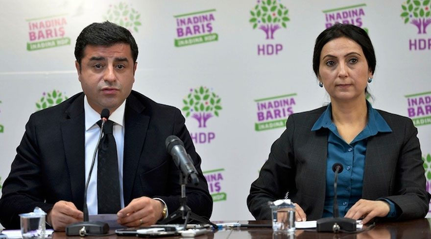 Son dakika haberi… Selahattin Demirtaş ve Figen Yüksekdağ tutuklandı