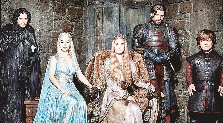Game of Thrones'ta büyük sızıntı