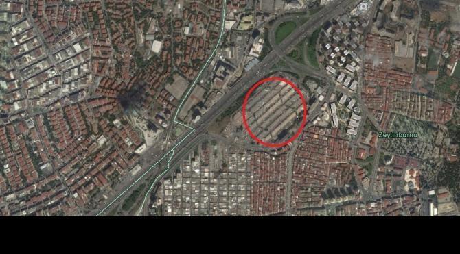 Zeytinburnu'ndaki ambarlar, Hadımköy'e taşınıyor, yerine konut, alışveriş merkezi geliyor