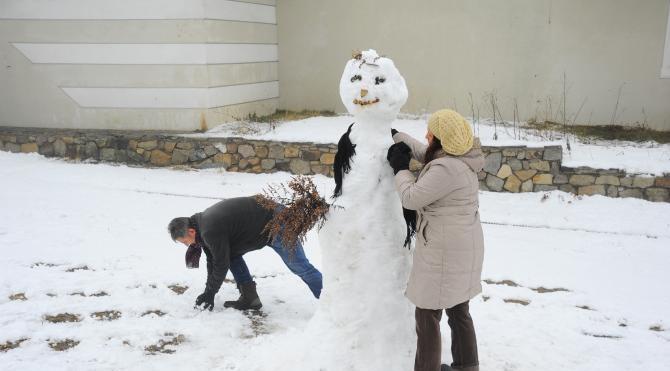 Uludağ'da kar motoru ve kızak kiralayanlara ferdi sigorta zorunluluğu getirildi