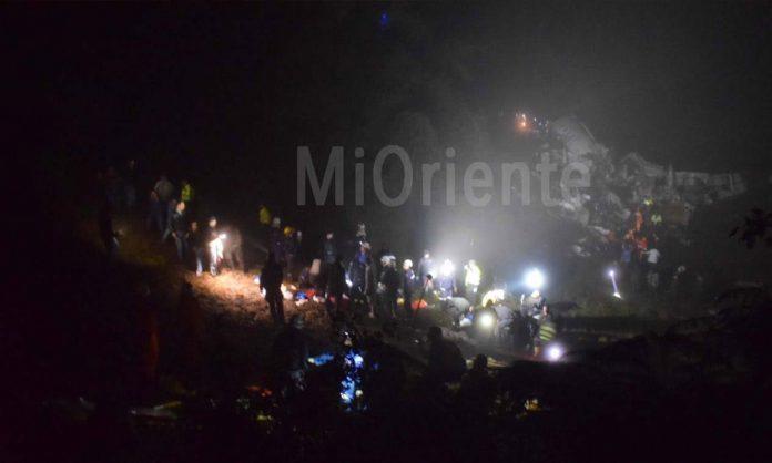Brezilyalı futbolcuları taşıyan uçak Kolombiya'da düştü