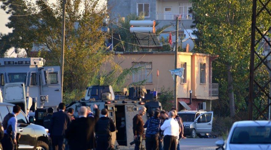 Öldürülen teröristte 100 kilo bomba çıktı