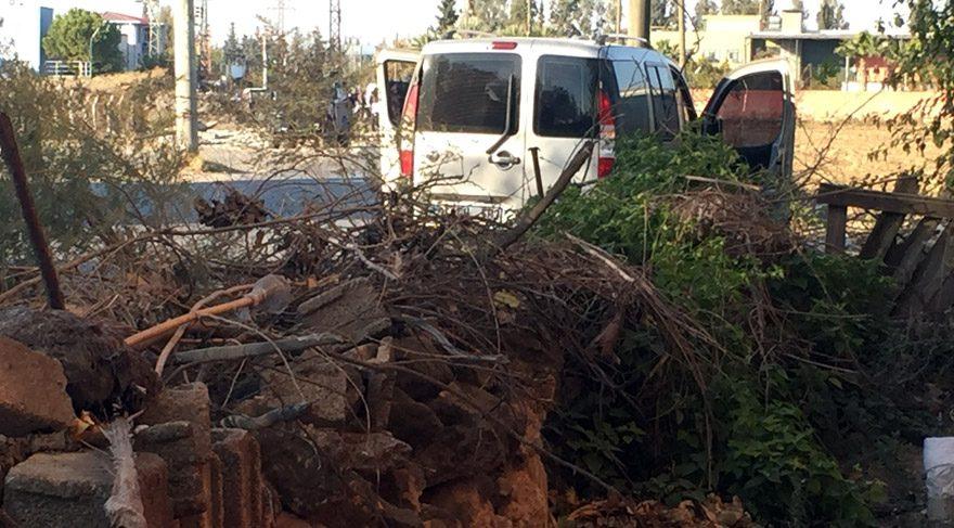 Adana'da ikinci bombalı araç bulundu