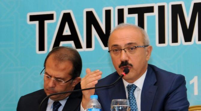 Bakan Elvan: Millet düşmanlarıyla sonuna kadar mücadele edeceğiz (2)