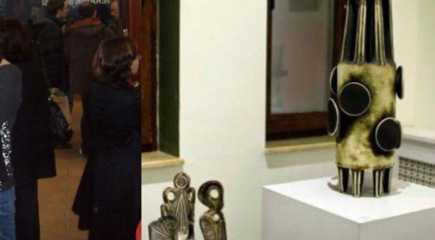 D'art Gallery Contemporary'ye kabul edilen ilk seramik galerisi oldu