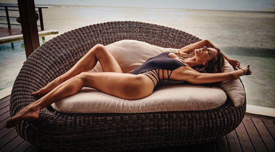 Alessandra Ambrosio cesur ve en seksi haliyle GQ Brezilya kapağında!