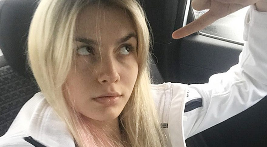 Aleyna Tilki kendisine 'aptal' yorumu yapanlara yanıt verdi