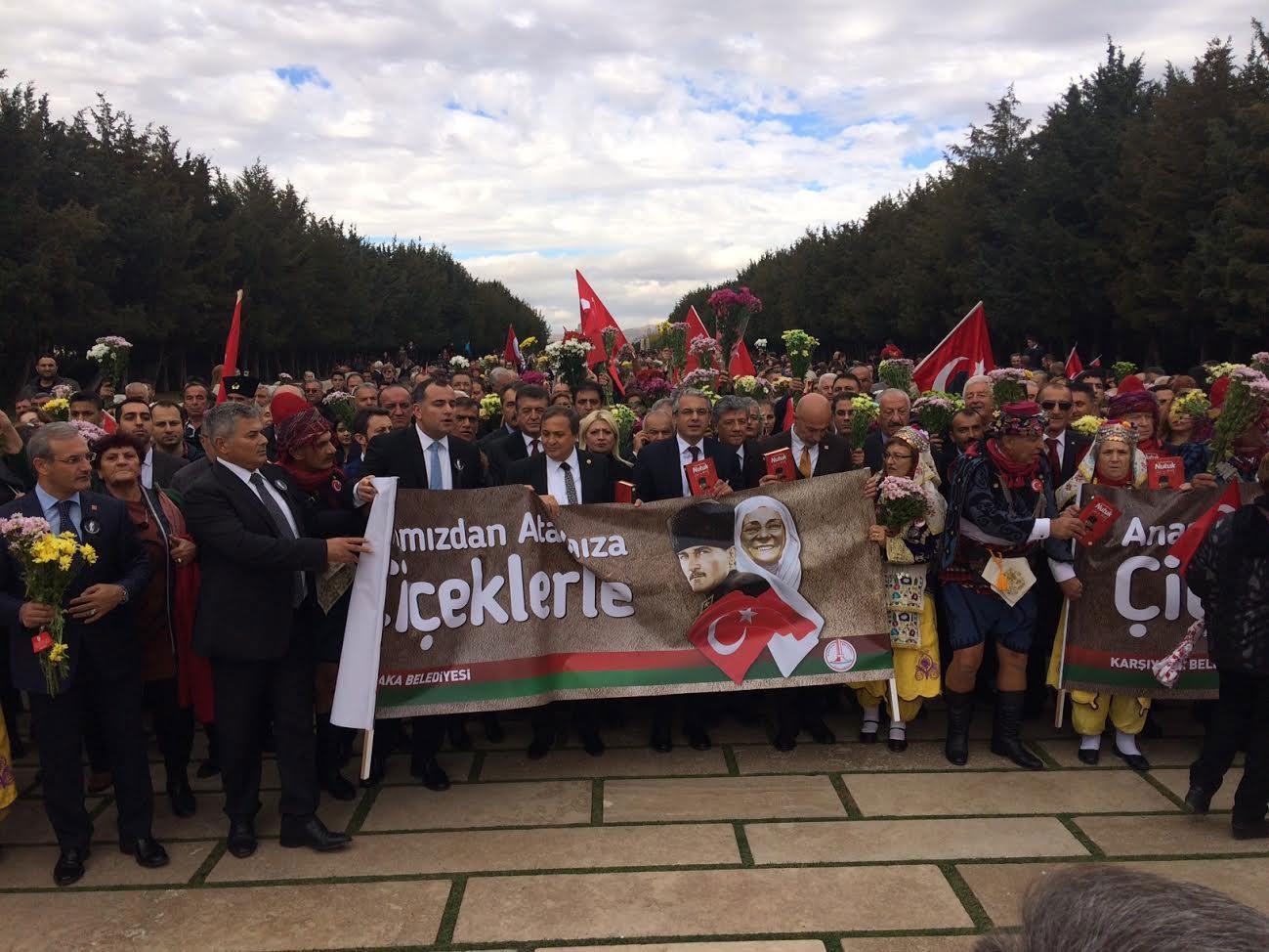 FOTO:SÖZCÜ - Çankaya Belediye Başkanı Alper Taşdelen ile Karşıyaka Belediye Başkanı Hüseyin Mutlu Akpınar çok özel bir etkinliğe imza attılar.