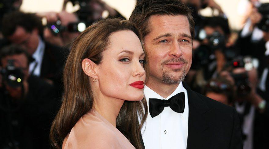 Brad Pitt ve Angelina Jolie boşanmasında yeni bir iddia