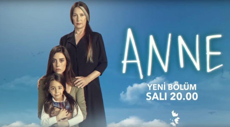 Reyting sonuçları 29 Kasım 2016: Anne dizisi 6. bölüm birinci oldu!
