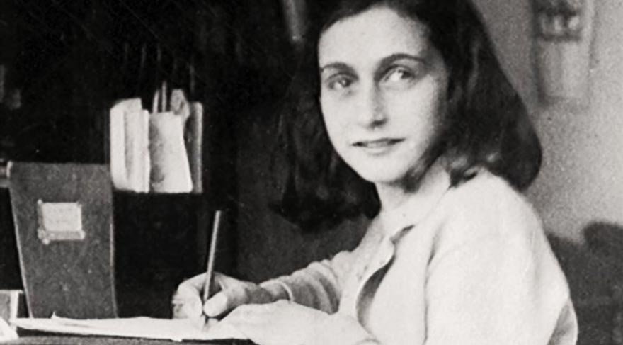 Anne Frank'in şiiri 500 bin liraya alıcı buldu