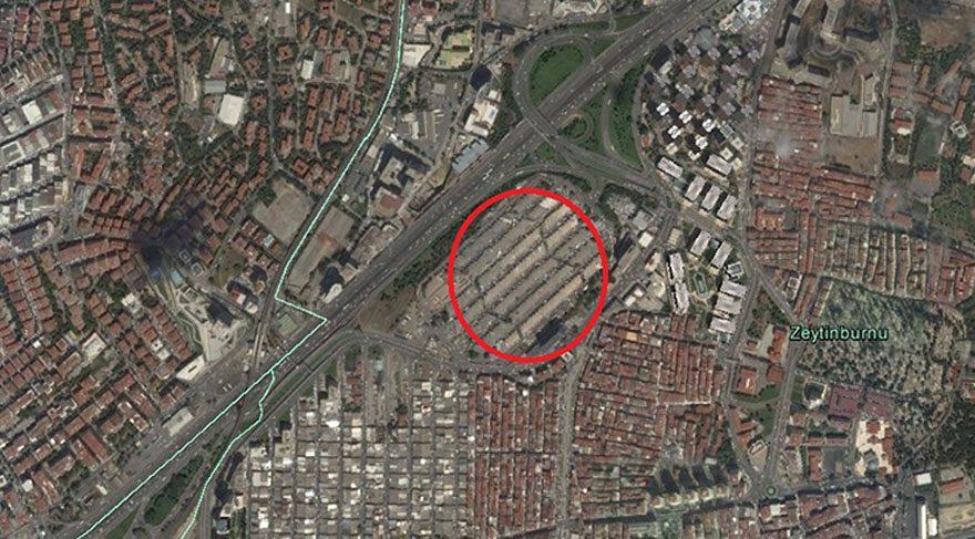 Zeytinburnu'ndaki ambarlar, Hadımköy'e taşınıyor
