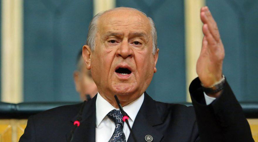 Bahçeli'den mülteci ve Türk birliği önerisi