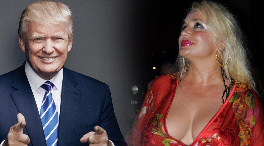 Banu Alkan, Donald Trump'ı azarlamış