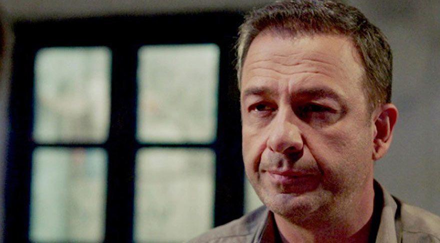 Oyuncu Murat Aygen, iş kazası geçirdi