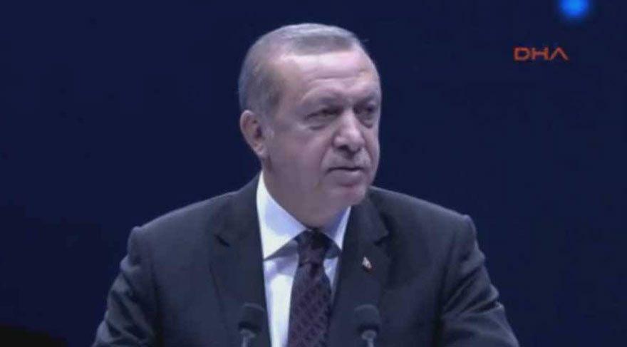 Erdoğan'dan Diriliş Ertuğrul yorumu ve Okan Bayülgen'e tepki