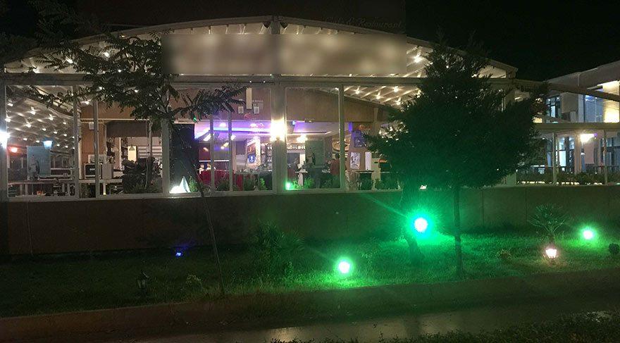 Aleyna Tilki'nin konser verdiği kafeye saldırı: 6 yaralı...