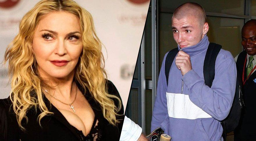 Madonna'ya büyük şok! Oğlu uyuşturucudan tutuklandı…