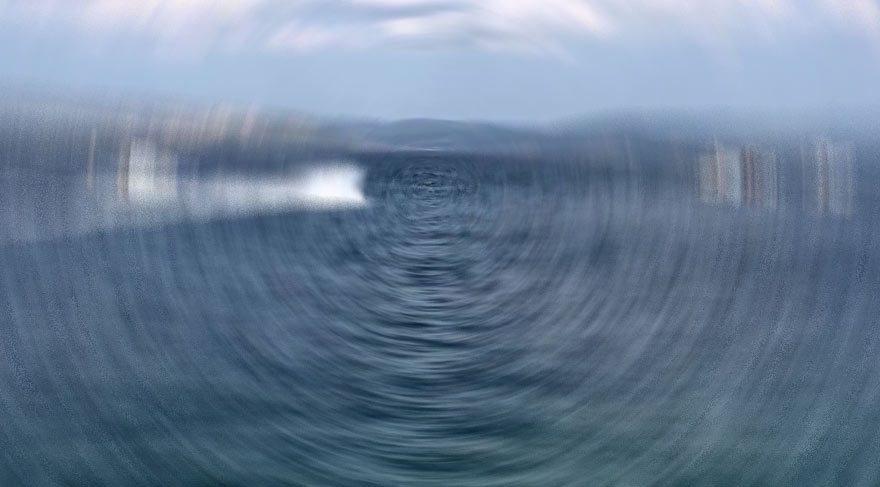 Çanakkale Boğazı'nda iki gemi çarpıştı!