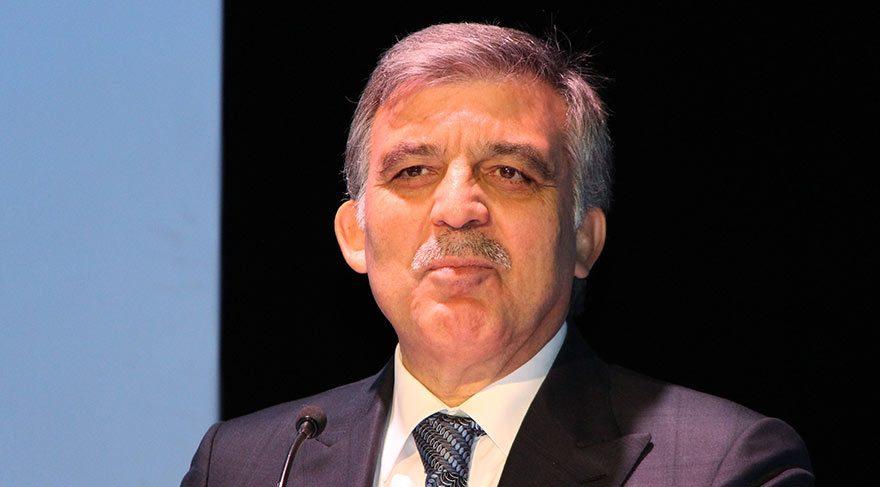 Abdullah Gül: Kendi evim ve mahallem yanıyor gibi acı duyuyorum