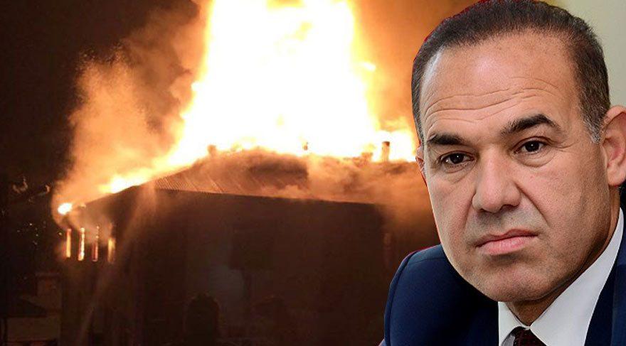 Adana Büyükşehir Belediye Başkanı Hüseyin Sözlü: Yangın merdiveni kilitliydi