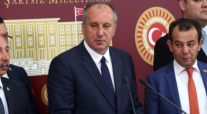 CHP'li İnce'den Adana'daki faciaya ilişkin sert sözler