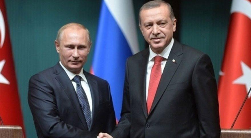 Erdoğan ve Putin arasında bir görüşme daha