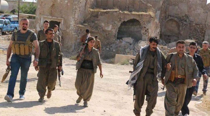 'YPG/PKK terör örgütü Türkmen mahallelerine giriyor'