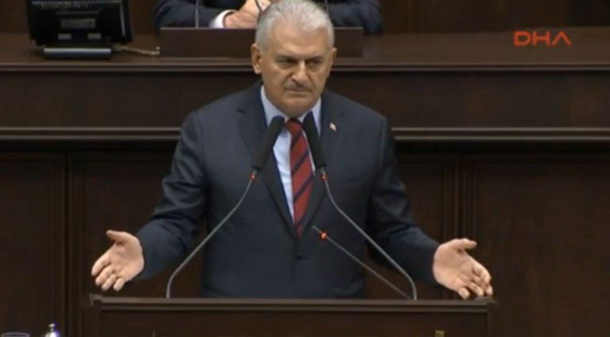 AKP Grup Toplantısı