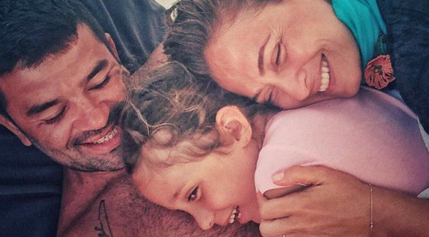 Bülent Şakrak'tan aile paylaşımı