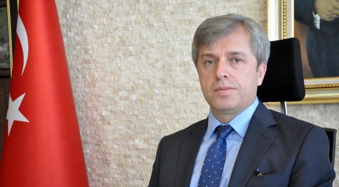 Bitlis Valisi Çınar, Bitlis Belediye Başkan Vekilliğin'ne atandı