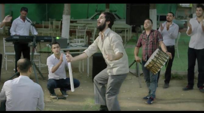 Adanalıların bıçaklı dansı