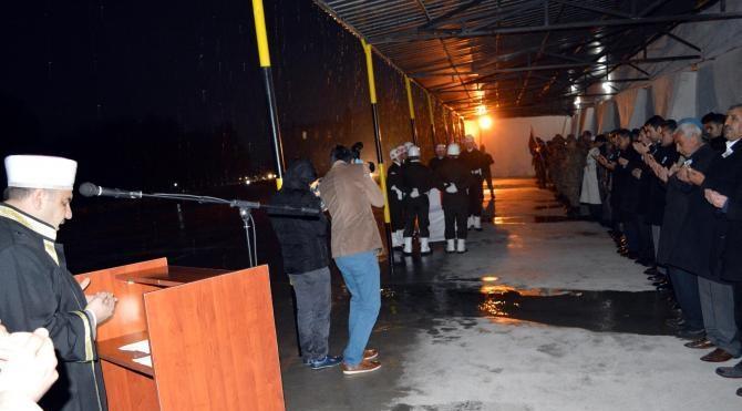 Şırnak'ta PKK'dan bombalı tuzak; 1 asker şehit (2)
