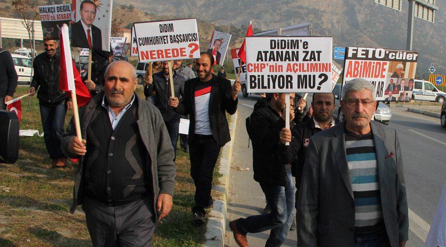 Cemal Kılıçdaroğlu, FETÖ'yle mücadeleye destek yürüyüşüne başladı